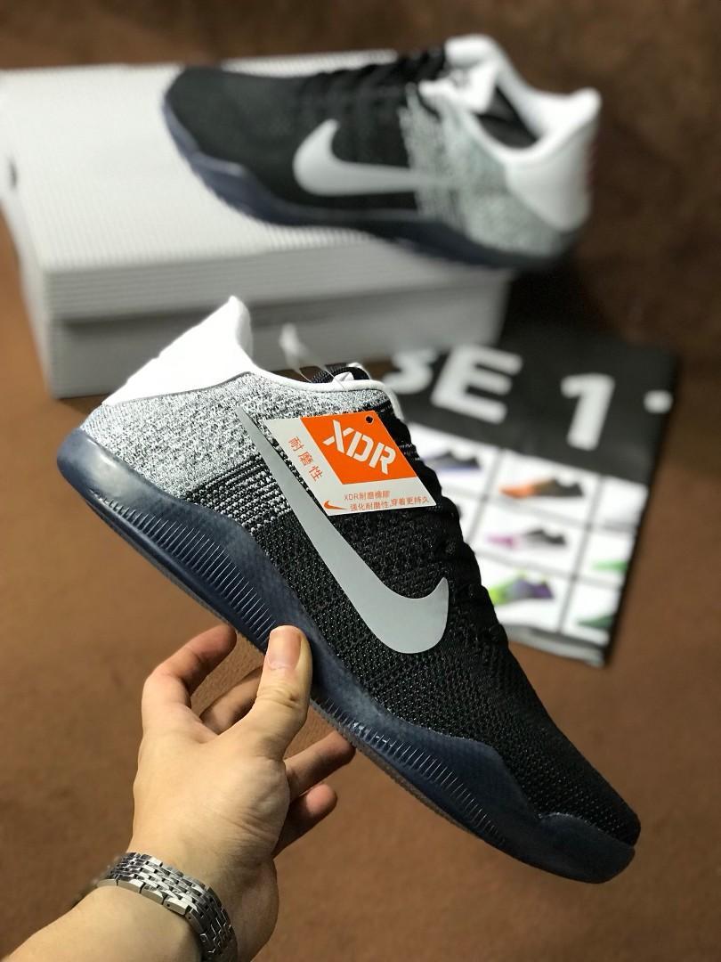 pub aficionado Desanimarse  Nike Kobe 11 Elite Low - Oreo, Men's Fashion, Footwear, Sneakers on  Carousell