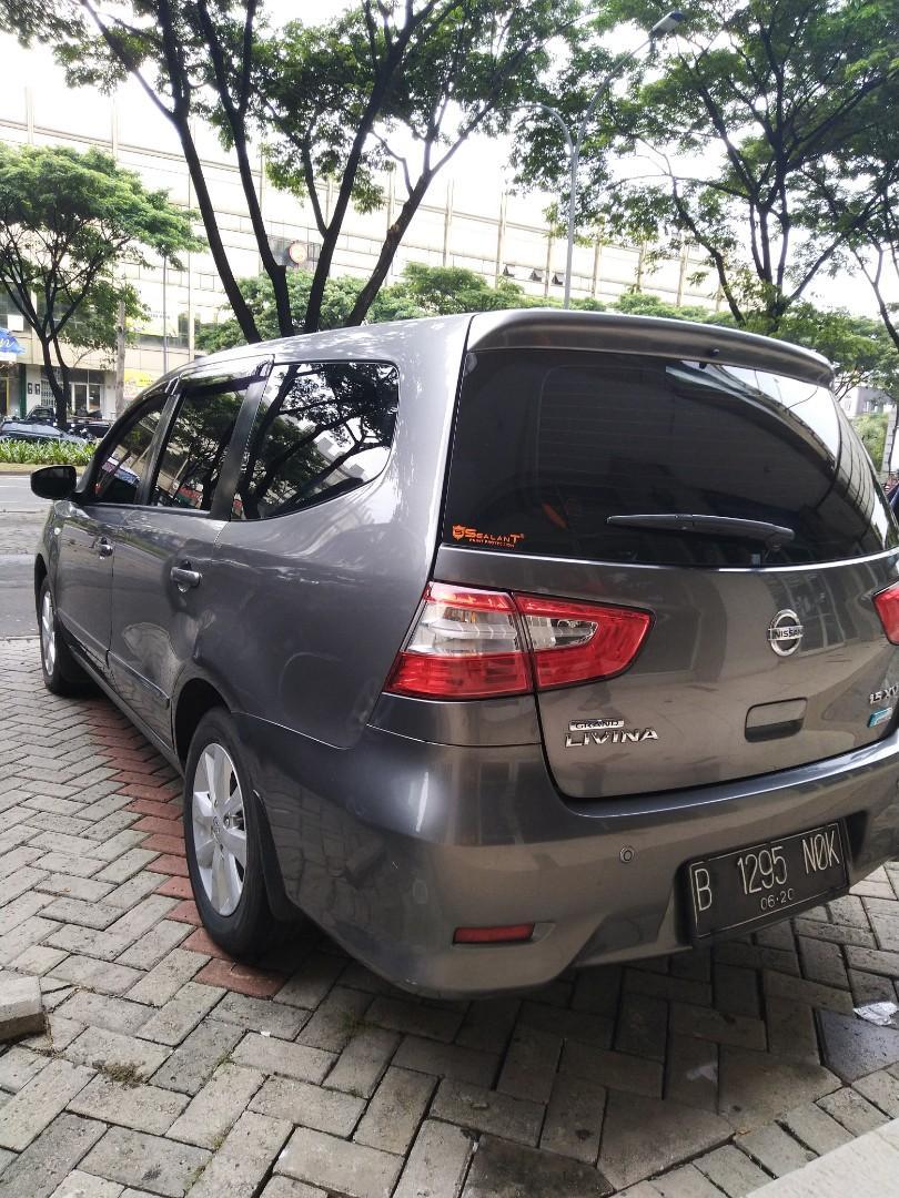 Nissan Grand Livina XV Matic 2015 Istimewah