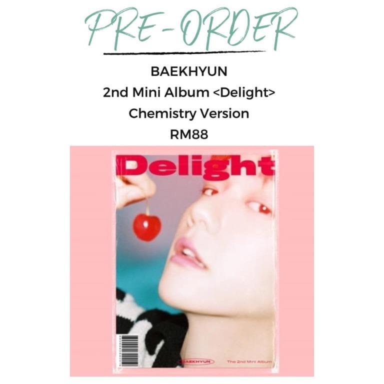 preorder baekhyun 2nd mini alb 1592215167 aa2f699d progressive
