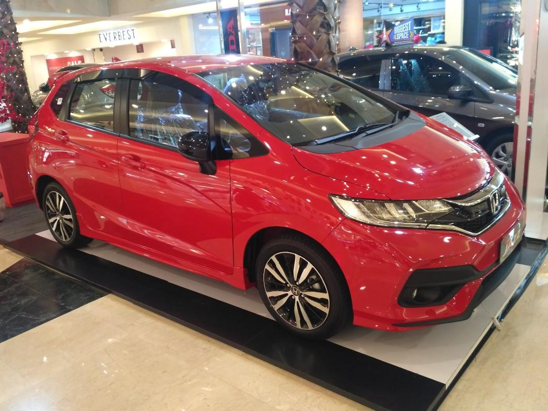 Ready Stock Honda Jazz 2020 Free Paket Hemat Service sampai 17 juni 2020