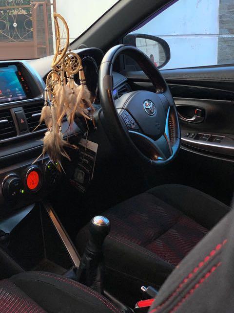 Toyota yaris TRD 2015 mulus