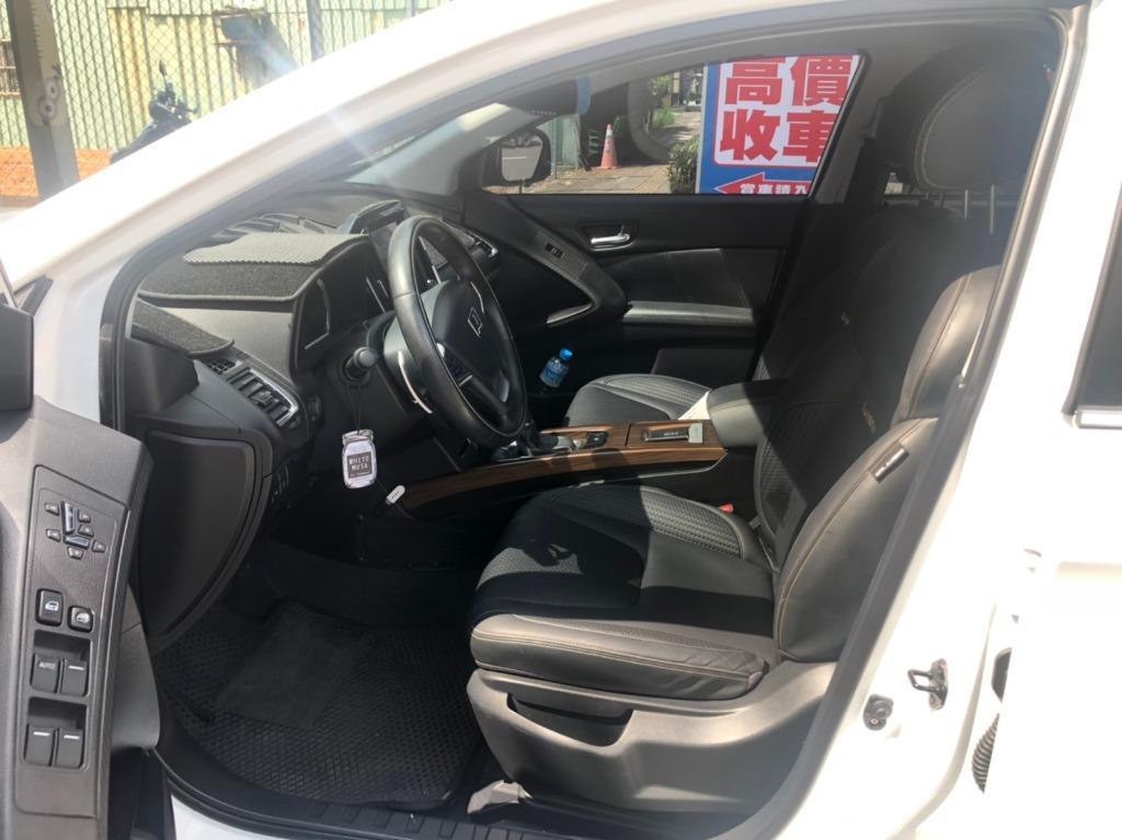 2017   U6  GT    旗艦     白