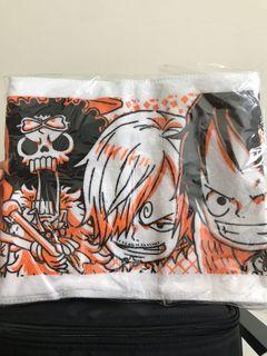 海賊王🏴☠️純棉 毛巾