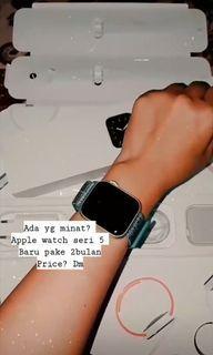 Apple watch seri 5 40mm