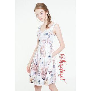 BN Intoxiquette Floral Dress