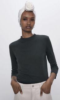 BNWT Zara high neck top