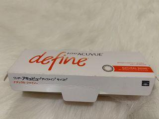 Daily Softlense by Acuvue