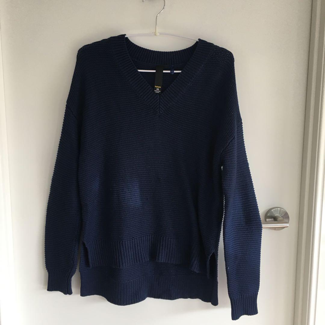 Factorie Knit Jumper - XS
