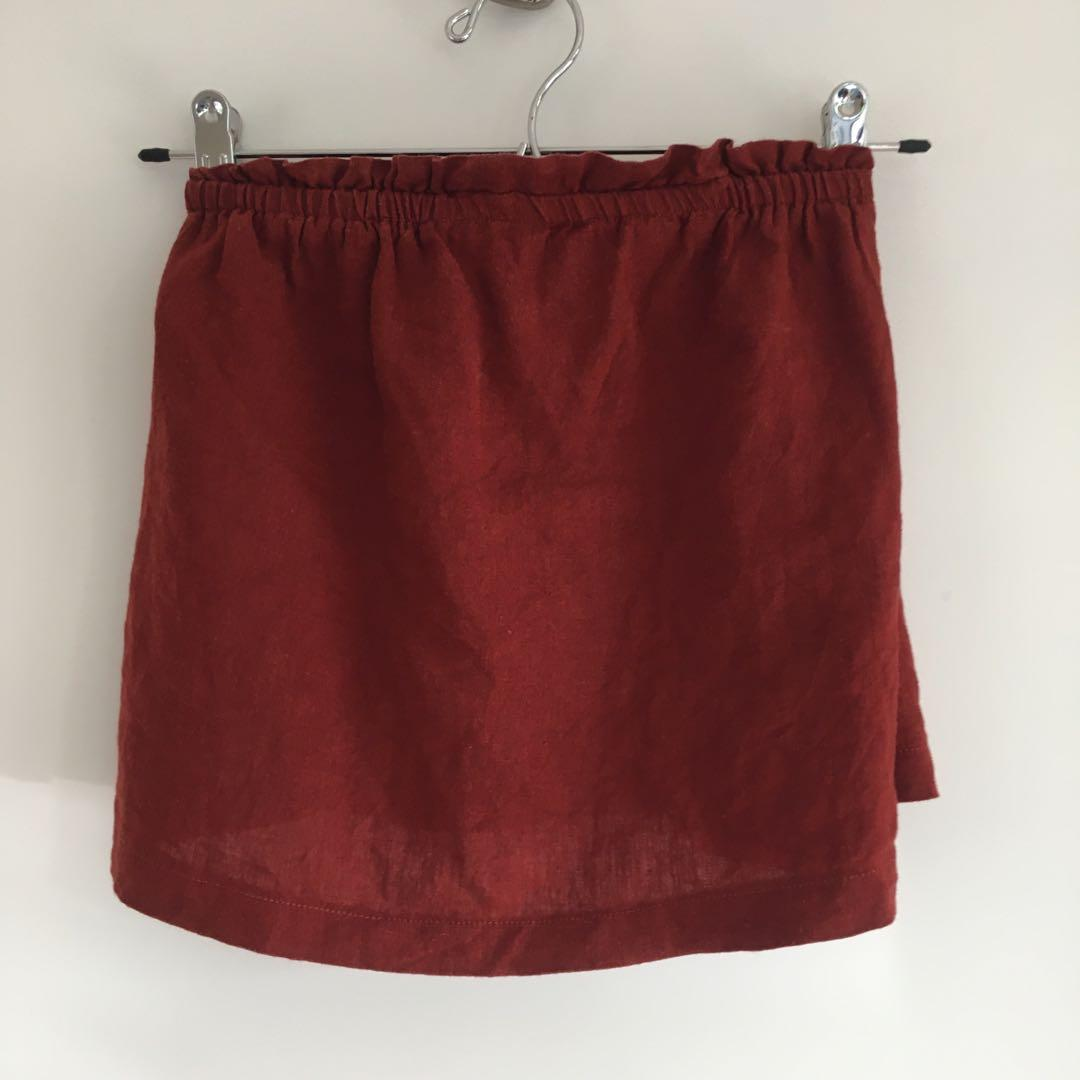 Glassons Crop - size 8