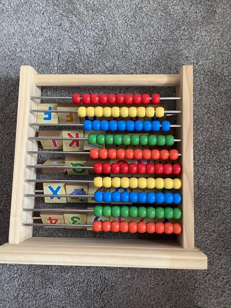 kid learning toy