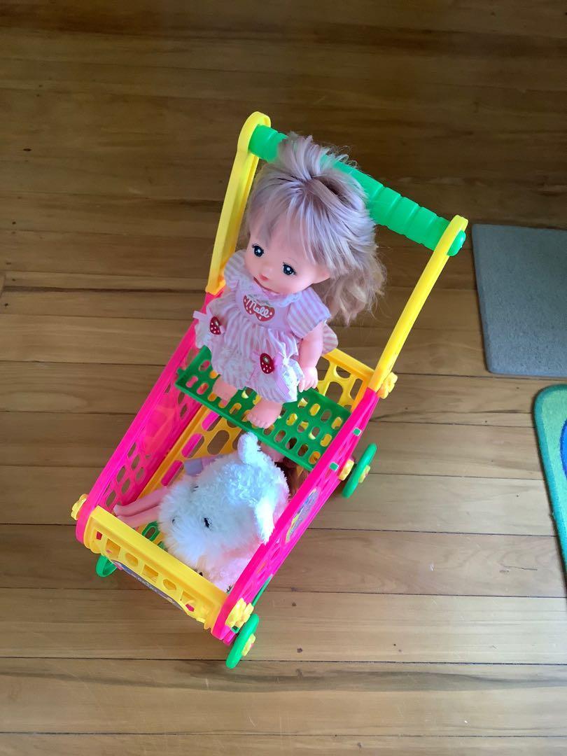 kid toy trolley