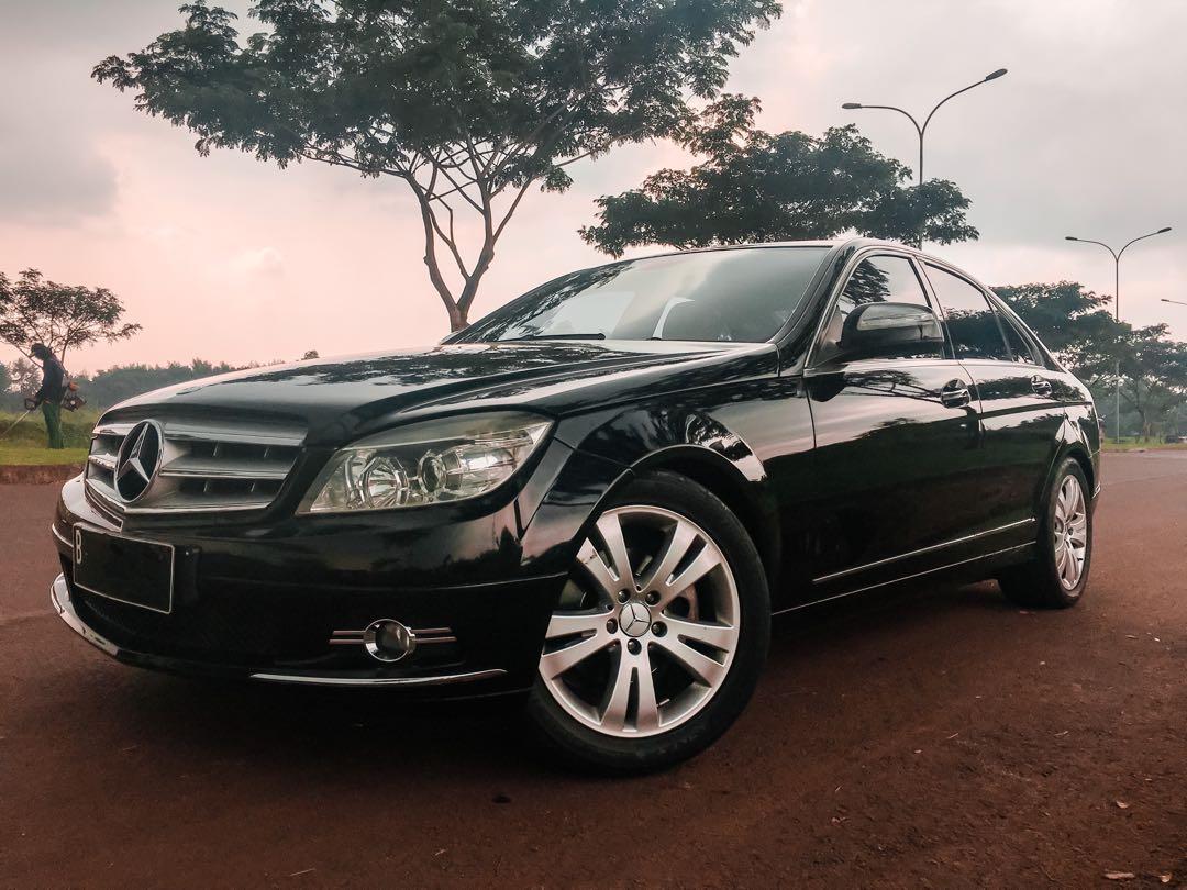 Mercedes benz 2008 c200 Avantgarde