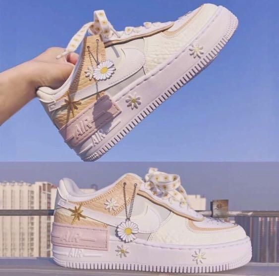 nike Air Force 1 (AF1) comes with daisy