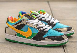 Nike SB dunk low Ben and Jerry's