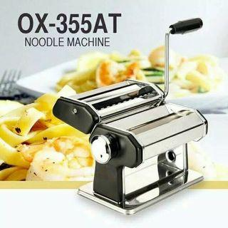OXONE GILINGAN MOLEN MIE / PASTA MAKER STAINLESS OX-355AT