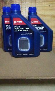 PGE radiator coolant