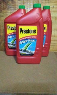 Prestone radiator protect