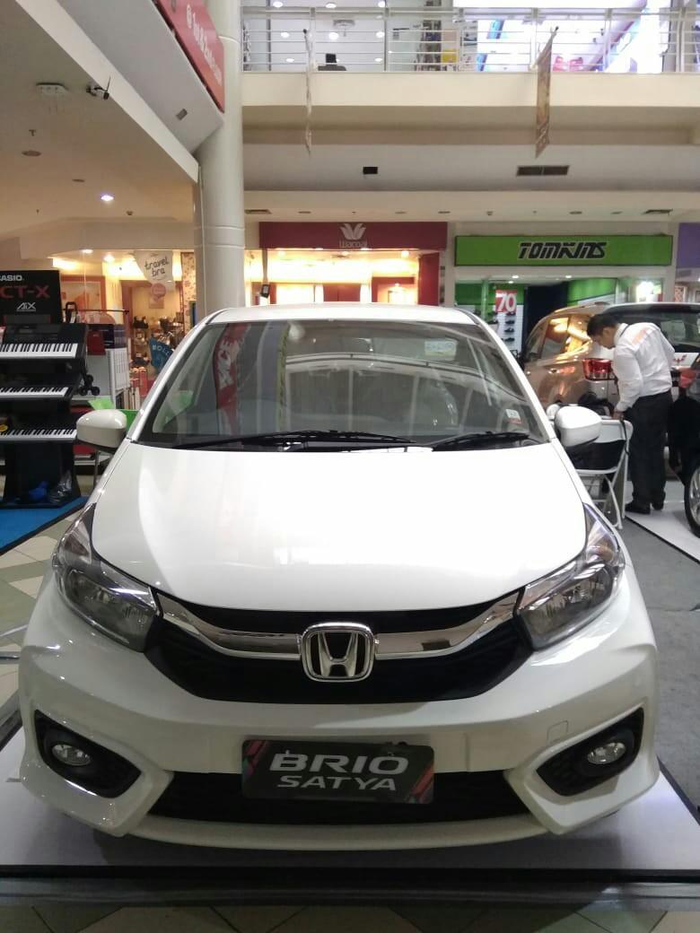 Spesial Promo Honda Brio