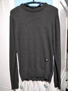Sweater Rajut Knit Sch Gummo Original