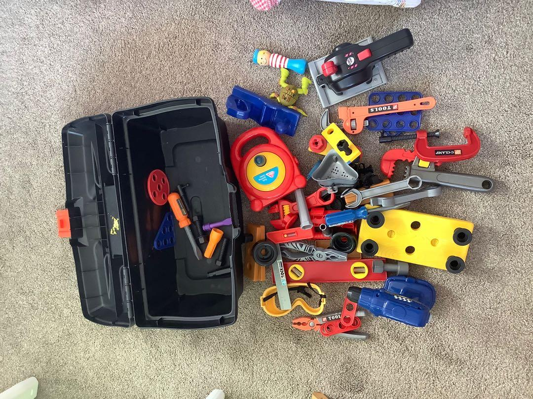 Tools toy