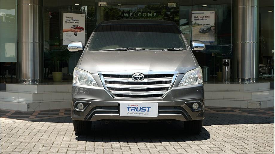 Toyota Innova G 2.5 MT 2014 Diesel, Kondisi Istimewa