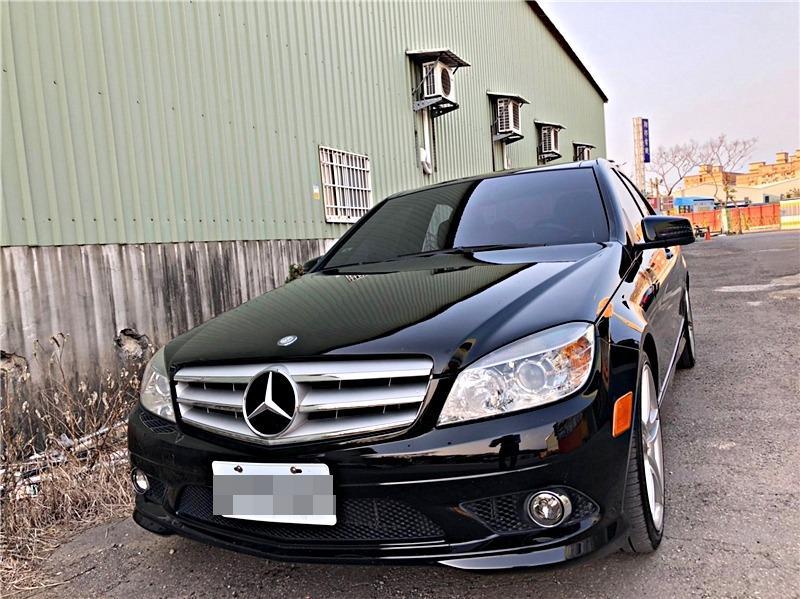 小曾汽車 - 2009年 Benz 賓士 c300