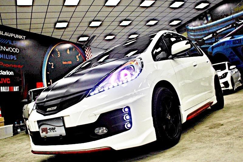 小曾汽車 - 2012年 Honda 本田 Fit