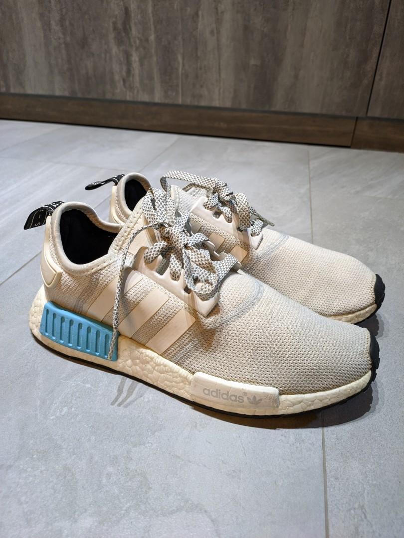 Adidas NMD R1 Bright Cyan, Men's