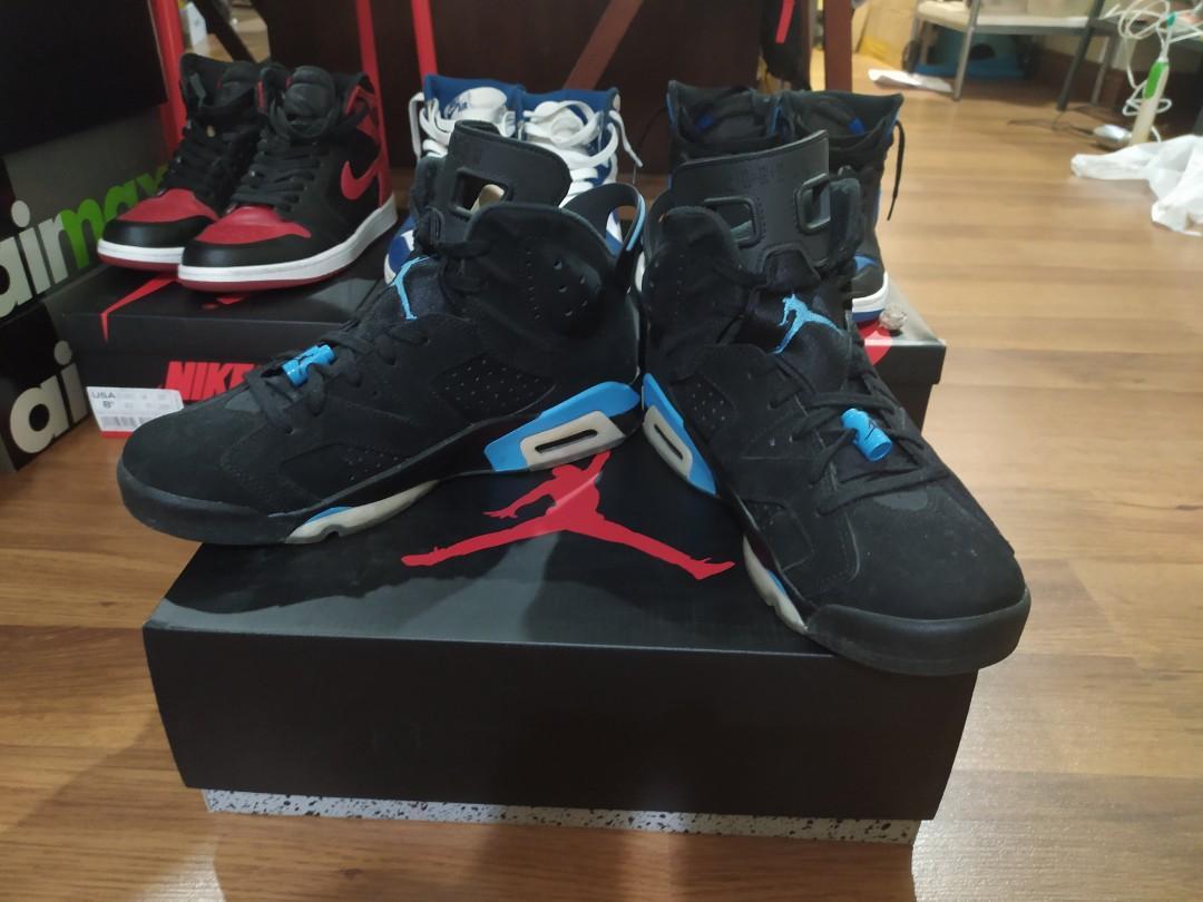 Air Jordan 6 UNC / AJ6 UNC, Men's