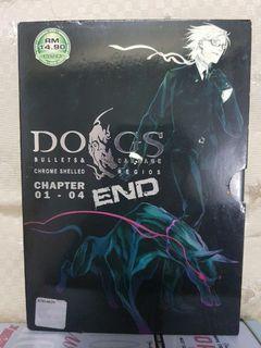 Anime DVD Dogs