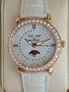LIST PRICE SGD 40K,BLANCPAIN Reference:3663 2954 55B - the state of grace Quantieme