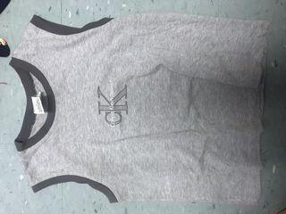 Calvin Klein grey tank