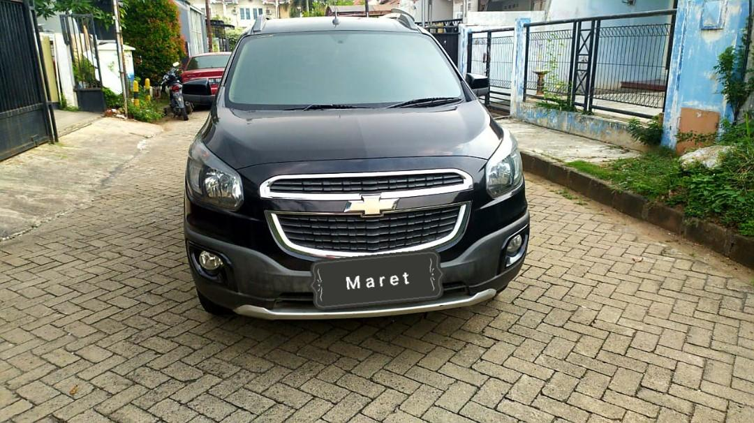 Chevrolet Spin Actice 1.5 AT 2016 DP 19 jt