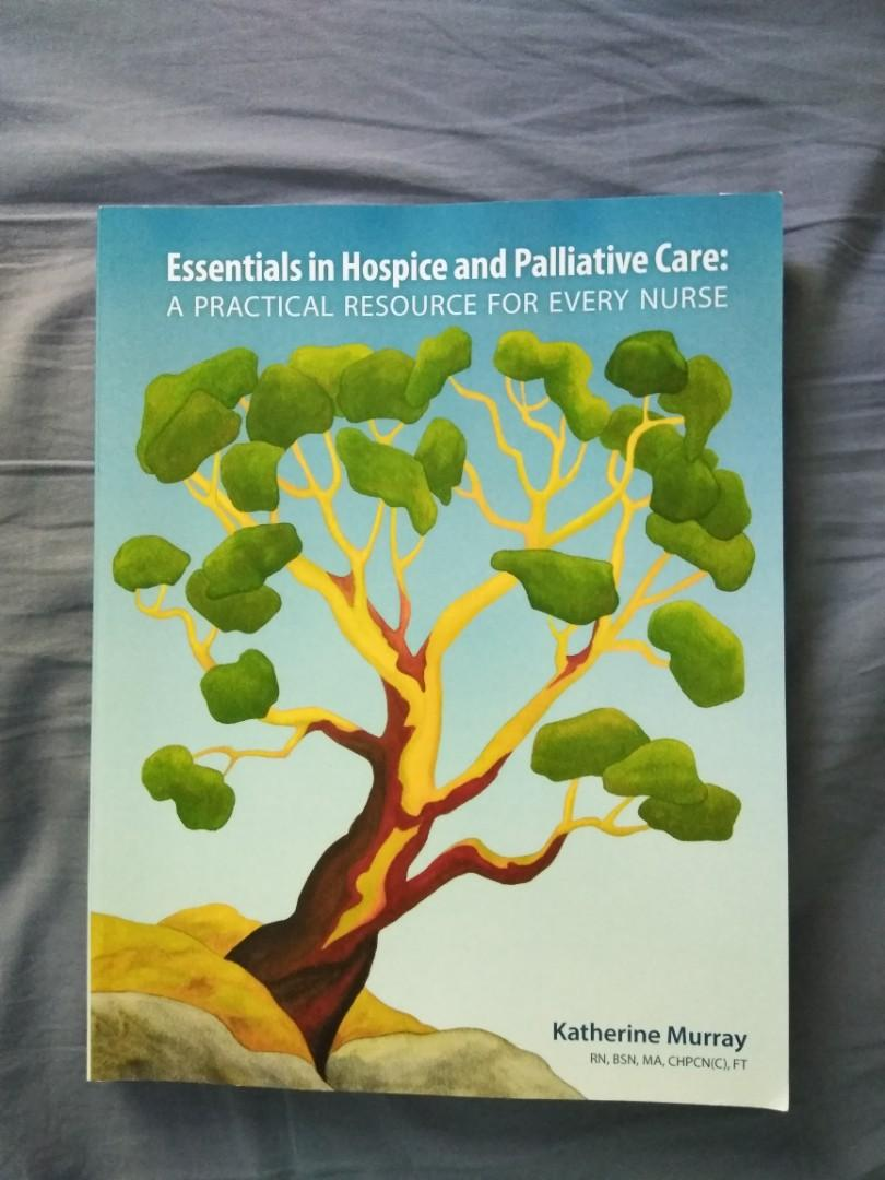 Essentials in Hospice and Palliative Care: Katherine Murray