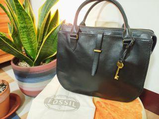 [搬家便宜賣] FOSSIL Ryder 系列 真皮側背/手提/斜背包