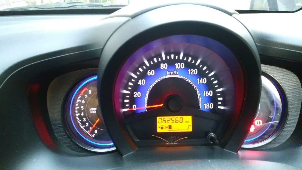 Honda Mobilio RS 2015 Manual (Pemakaian 2016)