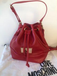 Love Moschino Bucket Bag