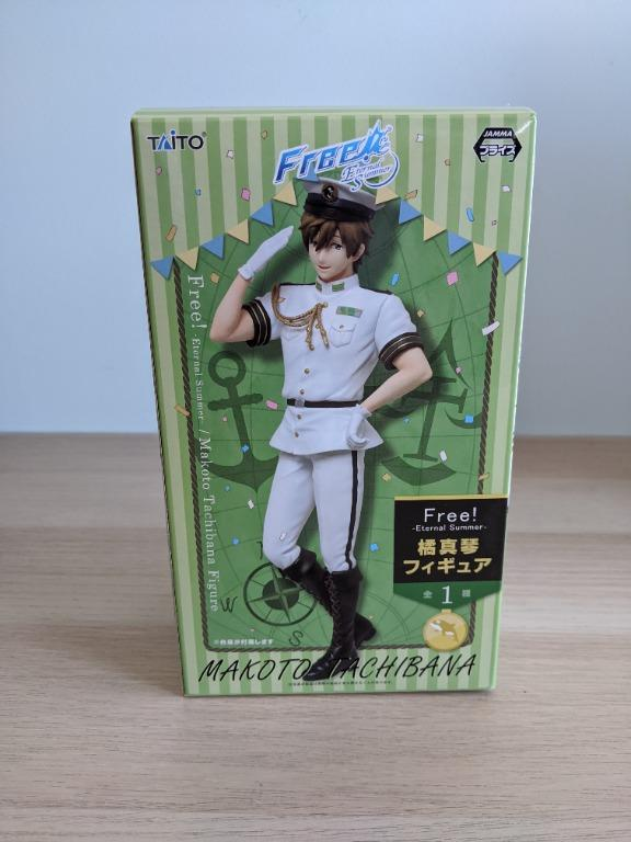 Makoto Tachibana Figure - FREE! Eternal Summer Taito Prize Official Anime Figure From Japan New In Box