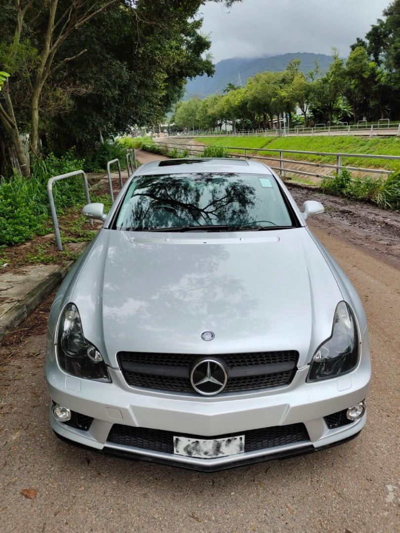 Mercedes-Benz CLS 55 w219 Auto
