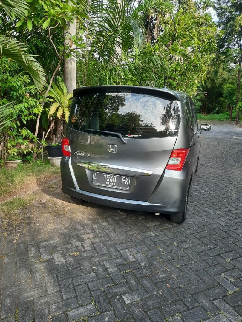 Mobil Honda Freed S tahun 2012 Matic Abu Abu Nego Silahkan