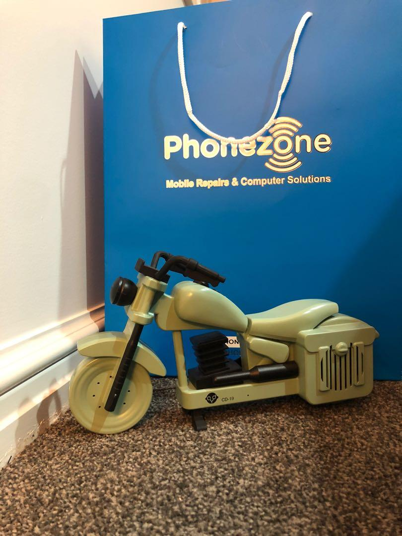 Motorcycle Bluetooth Speaker