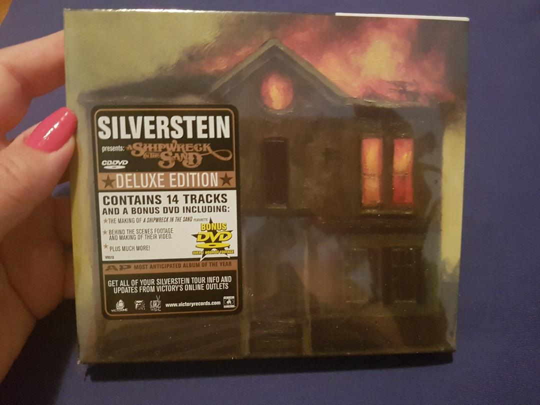 NEW Silverstein DELUXE EDITION, sealed