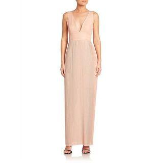 Nicholas Accordion Pleated Gown for sale!!