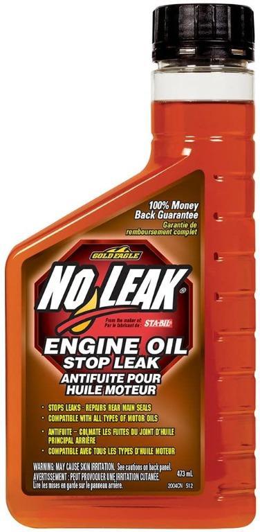 NO LEAK Engine Oil Stop Leak Treatment (473 ml)