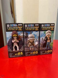 Figurine Anime Toy IN Box One Piece GK Figure Corazon Smoking Ver