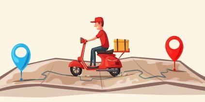 Providing Delivery Islandwide