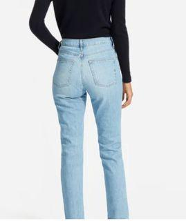 Size 27 Everlane Cheeky Straight Jean - Ankle