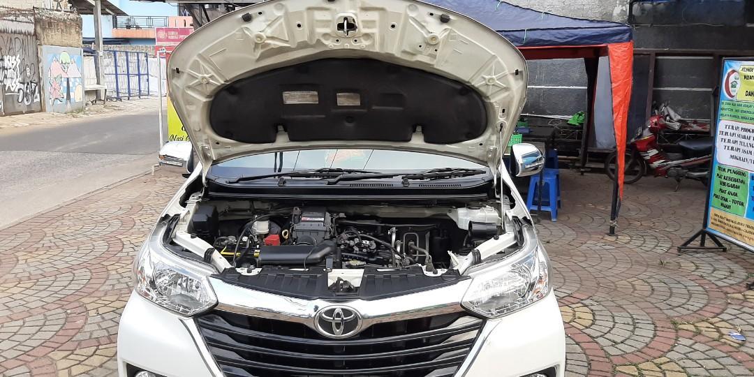 Toyota Avanza G Manual 2017 pajak panjang - nego