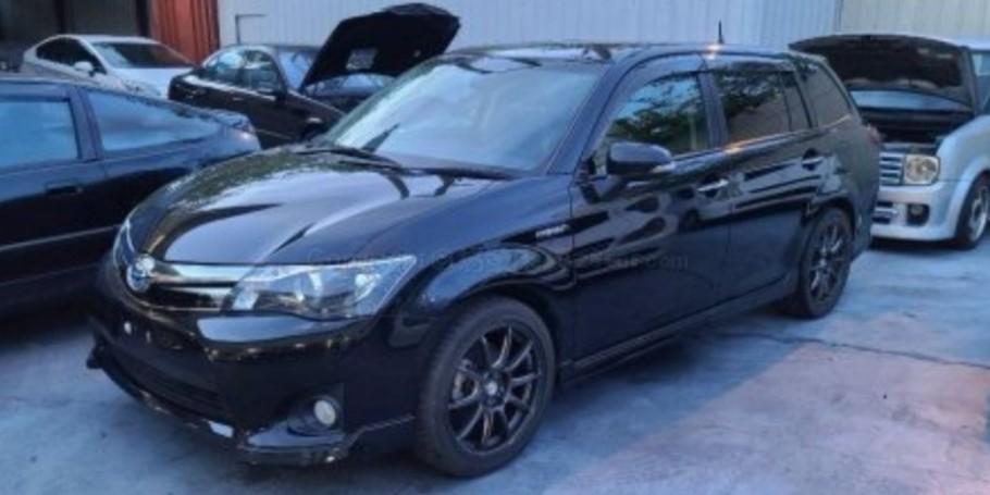 Toyota Corolla Axio 1.5 Hybrid G (A)