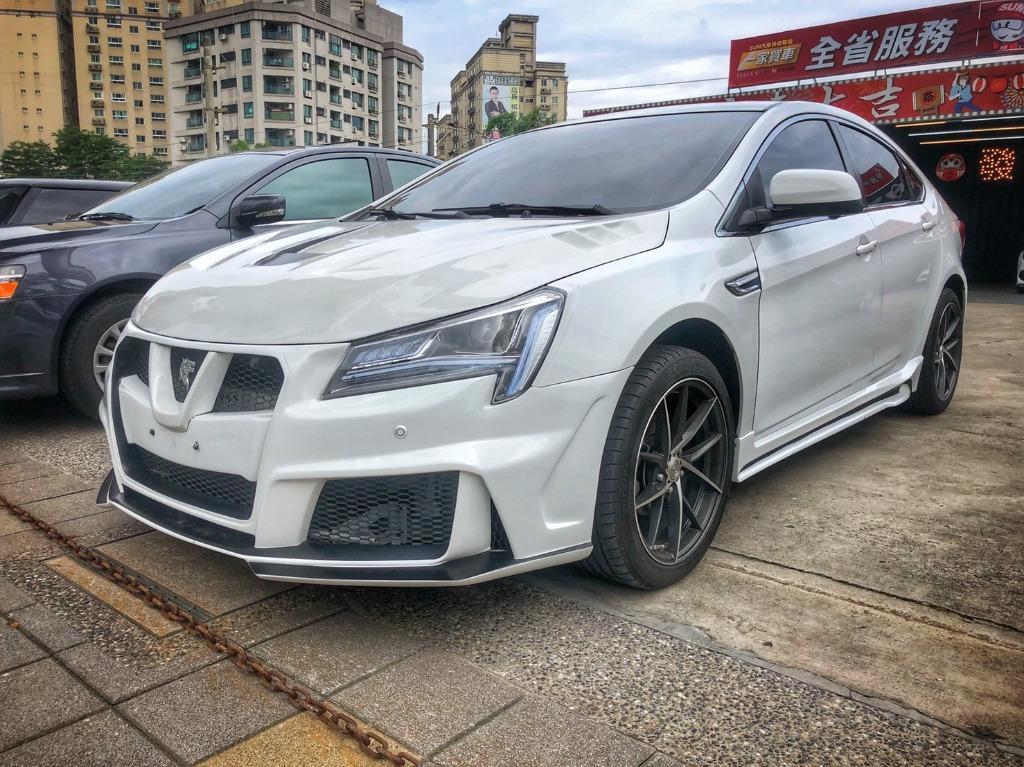 2015 Luxgen S5 白